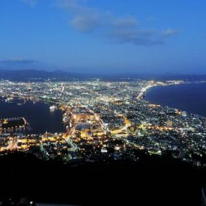 1991年8月13日、「函館・夜景の日」