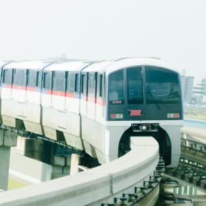 1964年9月17日、「都市交通の東京モノレール」開業日