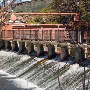 1882年6月4日に、京都左京区の蹴上に、日本初の水力発電所が完成した。