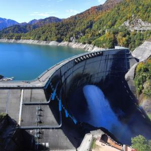 1963年6月5日は、黒部ダムが完成した日