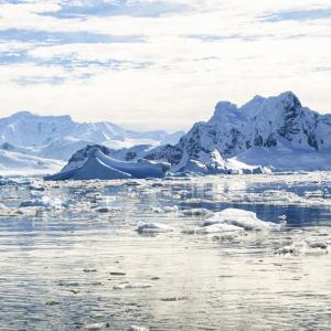 今日は南極の日
