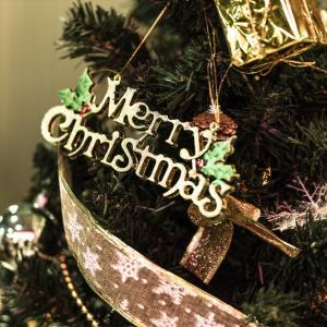 今日はクリスマスイブ