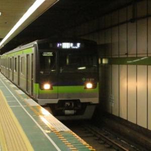 今日は地下鉄記念日