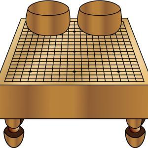 今日は囲碁の日