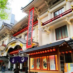今日は歌舞伎の日
