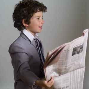 今日は夕刊紙の日
