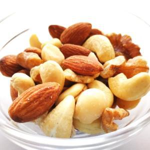 今日はナッツの日