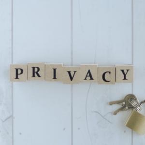今日はプライバシーの日