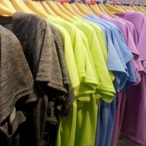 今日はTシャツの日