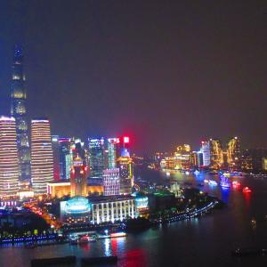 魔都・上海の幻想的な夜景/浦東と外灘の夜景が眺められる絶景ルーフトップバー