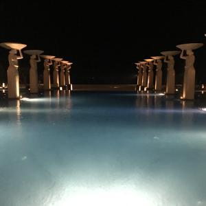 バリ島の最高リゾートホテル「ザ・ムリア」(前編)