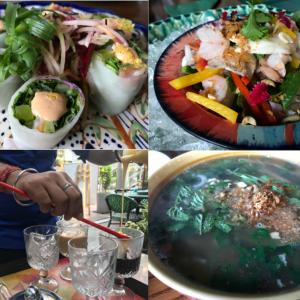 インドで一番都会なサイバーハブにある、おしゃれなベトナム料理レストラン