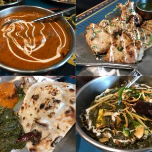 インド情緒たっぷりのレストラン「DHABA(ダーバ)」で食べる絶品バターチキンとパラクパニール