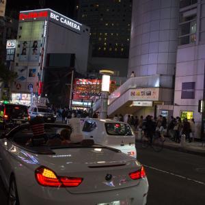渋谷ハロウィンへ車で行く!?エリアに近い駐車場Best3選