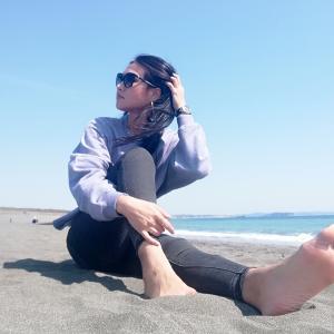 海の向こう