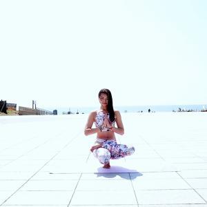 Beach Yoga with Kon🧜