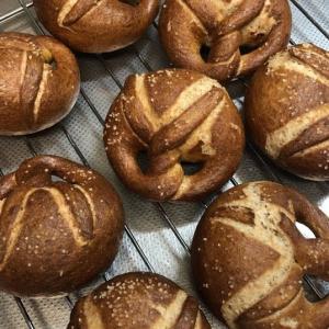 今日は自分のためのパン