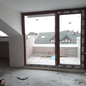 そろそろ完成!ヨーロピアンサイドに建築中のアパートメント