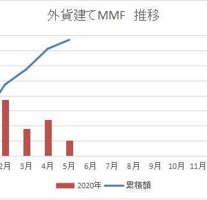 5月分 外貨建てMMF運用状況