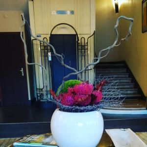 9月・後半~ホテルの花装飾