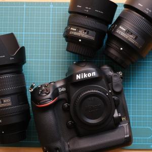 Nikonのフラグシップ機D4sを買ってしまった話。