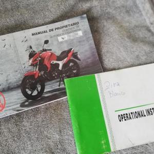 遂にLIFANバイク納車3