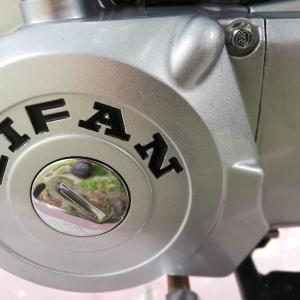 LIFANエンジンに模造品がある?