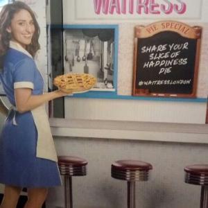 ミュージカル『ウェイトレス/Waitress』を観てきました!