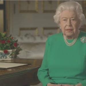 エリザベス女王が緊急スピーチ【イギリス準ロックダウン生活】