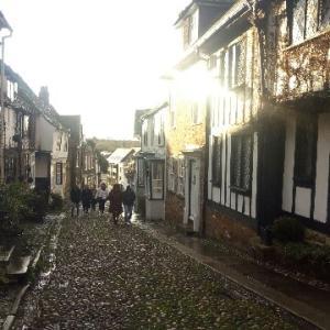 イギリス・ライ観光で訪れるべき エリザベス1世も訪れた12世紀からある宿『マーメイドイン』