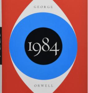 『1984』 ジョージ・オーウェル 【洋書レビュー】