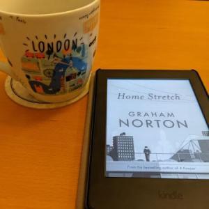『Home Stretch』グラハム・ノートンが書いた小説【洋書レビュー・英語多読】