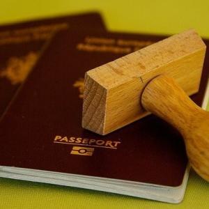 イギリスでパスポート更新