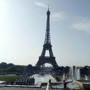 1日でまわるパリ観光*モデルコース