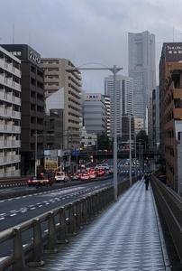 横浜散歩のその後で…。   キッチンイチニョ