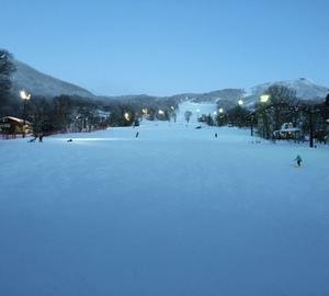 癒しのお勧め。蔵王温泉スキー場!
