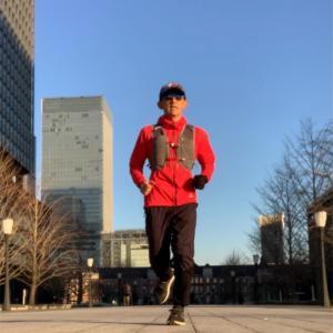 おひとりさま東京マラソン(240分LSD)