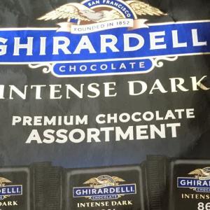 高カカオ好きさんにオススメ!コストコの「ギラデリ・ダークチョコアソート」~「明治チョコレート効果」と食べ比べ