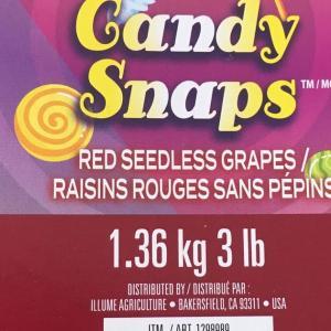 ごめんなさい、180度評価を変えます~コストコの季節限定のシードレスグレープ「キャンディスナップ」が甘くて美味しい!