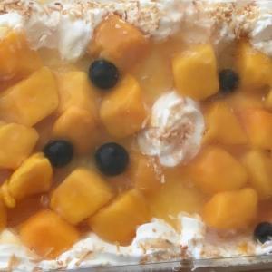 コストコでお買い物~やっぱりコストコ大好き!を実感した新スイーツ「マンゴームーススコップケーキ」