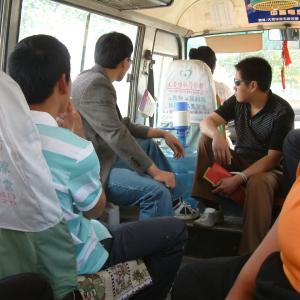 086 どこでもタバコの吸える中国
