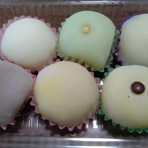 【倉敷】甘月堂のフルーツ大福 種類が豊富で季節の違いを楽しめる!