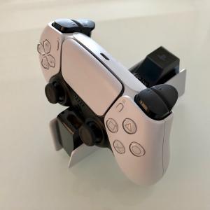 PS5 コントローラー充電スタンド到着