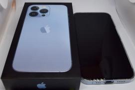 楽天モバイルで購入したiPhone13 Pro 256GB シエラブルーが発売日に到着しました