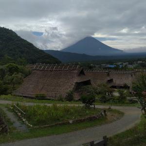 旧足和田村探訪記 ―西湖いやしの里根場―
