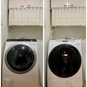 引き継ぎ式(洗濯機編)