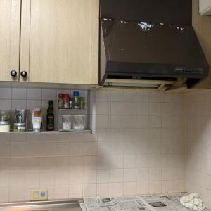 台所の換気扇問題