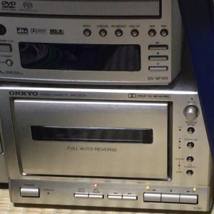 カセットテープデッキK-185修理(4):Oh, my god! なおったと思ったのに、またエラー発生!