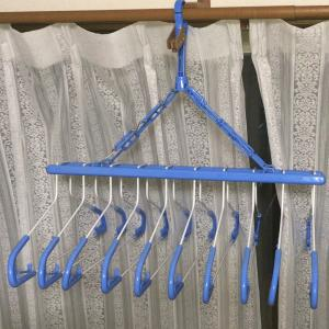 洗濯物干しハンガー(2):修理