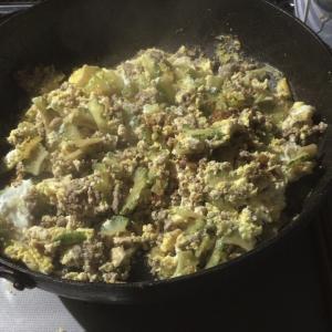 ズボラおやじの簡単レシピ(32′):めんつゆで簡単 ゴーヤチャンプルー